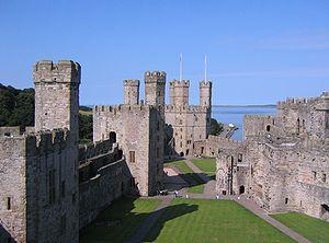 País de Gales, Sur. Reino Unido. 4º