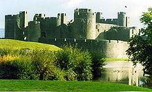 País de Gales, norte. 3º