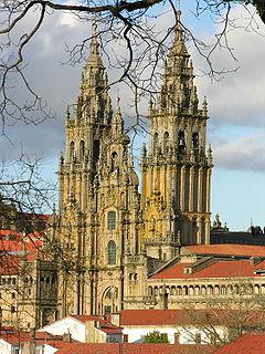 Santiago de Compostela, La Coruña. Galicia. 3ª parte