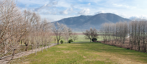 La Garrotxa, comarca volcánica (I) – Olot