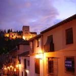 Granada y la Alhambra. 1ª parte