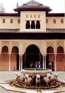 Granada. Alhambra y Matisse. 4ª parte