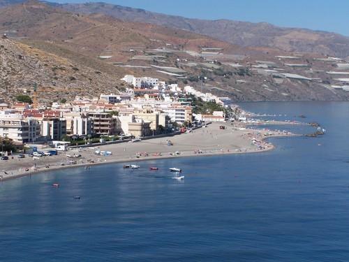 Litoral Granada-Almería. De Calahonda a Adra. Escapadas Andalucía