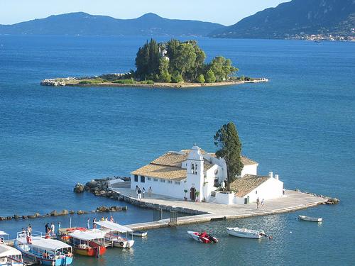 Islas Jónicas, Corfu. Grecia
