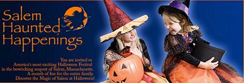 Halloween en Salem. Una experiencia de miedo