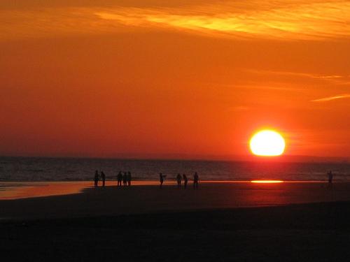 Playas de Huelva. Vacaciones de verano