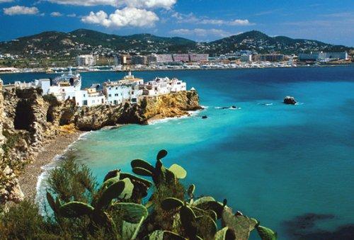 Ibiza, la isla blanca