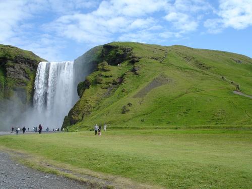 Islandia, interior que arde, superficie helada. 1ª parte