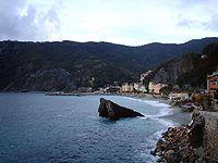 Italia, Cinque Terre, provincia de La Spezia. Entre Génova y Roma