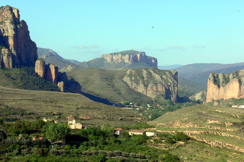 la rioja valle del iregua La Rioja, Parque Natural Sierra Cebollera. Turismo rural Puente del Pilar 2010