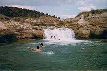 Lagunas de Ruidera, Castilla la Mancha. Humedales de España