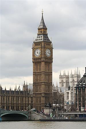 Londres en Navidad. Los destinos más solicitados