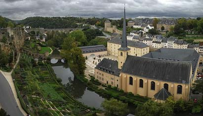 Luxemburgo peque a ciudad con mucho encanto escapadas fin de semana - Donde pasar un fin de semana romantico en espana ...