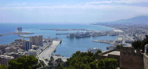 Málaga, refugio invernal