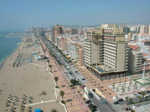 Costa del Sol, Fuengirola, Málaga. Vacaciones de verano