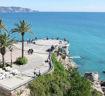 Costa de Nerja, Málaga