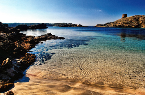 Menorca, Islas Baleares. Mediterráneo