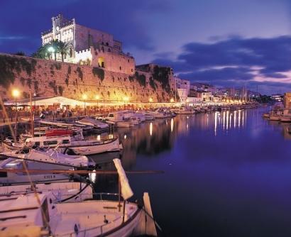 Isla de Menorca. Mediterráneo