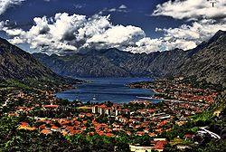 Montenegro, Costa Dálmata