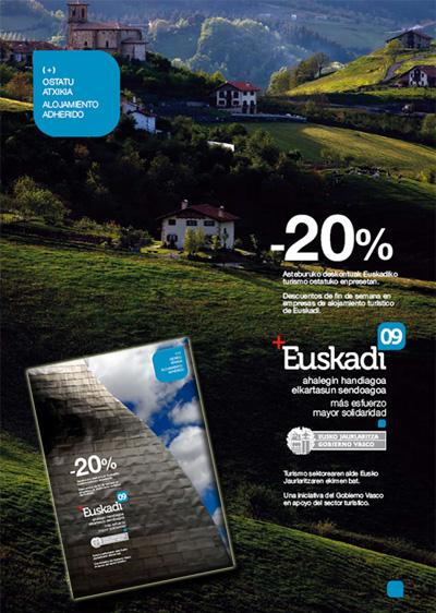 Turismo rural en Bizkaia (Vizcaya). Ofertas y descuentos para viajar