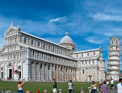 Toscana, una región con encanto (VII) – Pisa