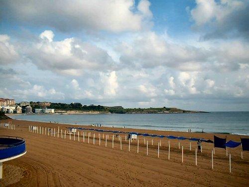 playa sardinero santander Un paseo por Santander