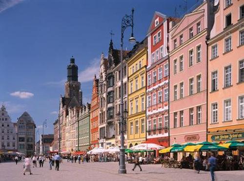 Polonia (X) – Wrocław