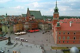 Polonia, Varsovia. 3º