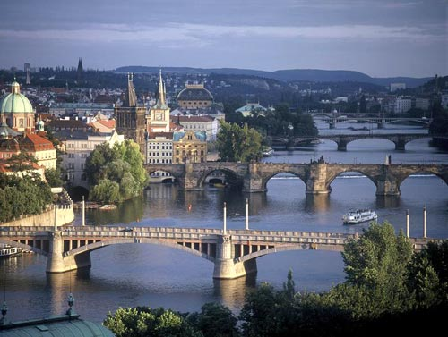 Vacaciones fin de semana a Praga