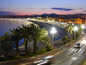provenza-nice-night-view