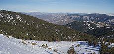 Valle del Alto Lozoya, Rascafria, 3º. Comunidad de Madrid