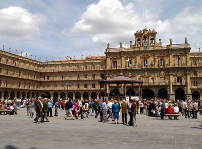 Salamanca, España. 2ª parte