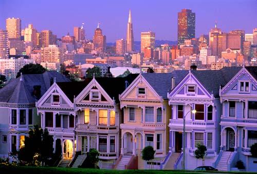 San Francisco, California. 2º