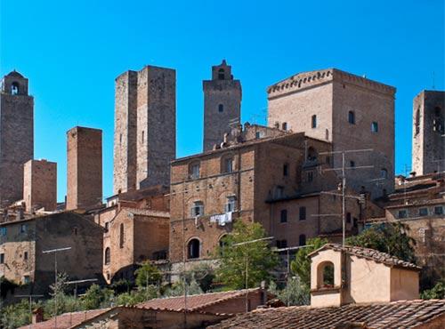 Toscana, una región con encanto (y VIII) – San Gimignano