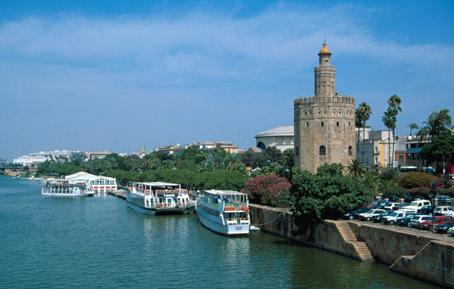 Navegar el Guadalquivir, de Sevilla a Sanlucar de Barrameda