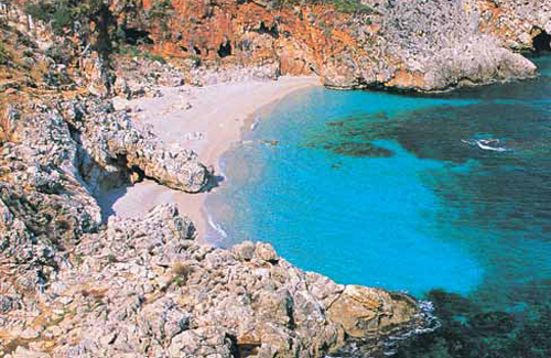 Sicilia (y IX) – Parques naturales e islas