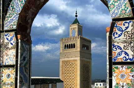 Túnez capital y Sidi Bou Said. Bahía de Cartago 2ª parte