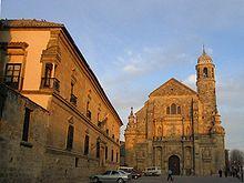 Úbeda, ciudad renacentista, Jaén. 1º