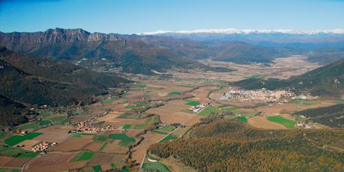 La Garrotxa, comarca volcánica (IV) – La Vall d'en Bas