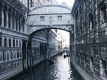 Venecia, Italia. 1º. Viajar a un sueño en el Puente de la Purísima